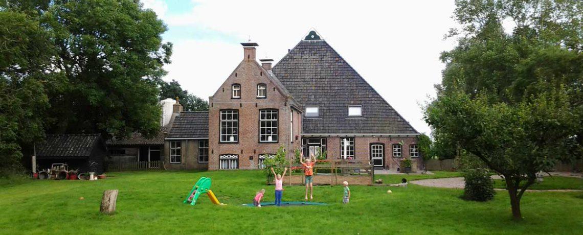 Een gastvrij thuis voor kinderen